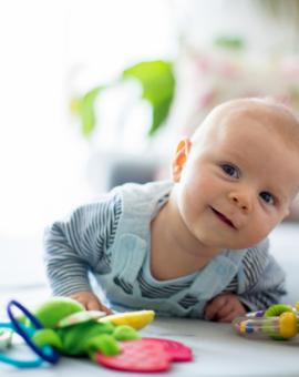 Børn født i januar/februar/marts 2020 (tirsdag kl. 13.30-14.15)