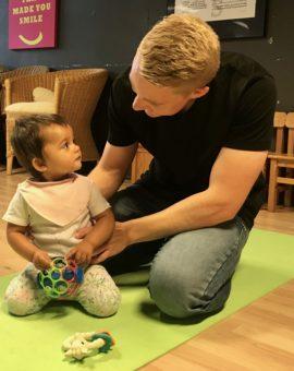 Far & Baby 6 ugers forløb – Stimulastik®