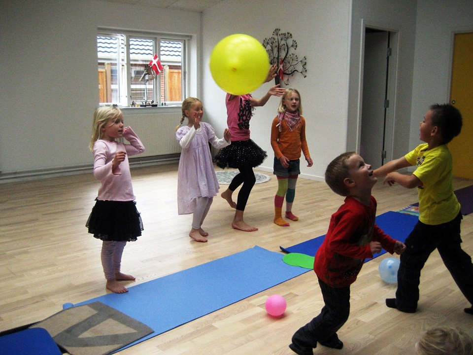 Kursus: Sæt fokus på sanser og motorik – workshop for dagplejere og vuggestuepædagoger